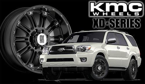 KMC XDシリーズ ホス(HOSS) 215サーフ