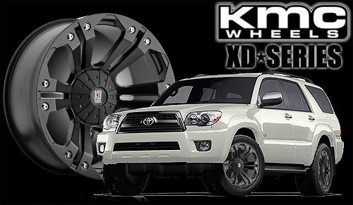 KMC XDシリーズ モンスター 215サーフ